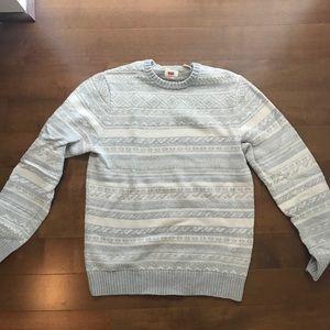 Men's Sweater/Levi's/Grey/L